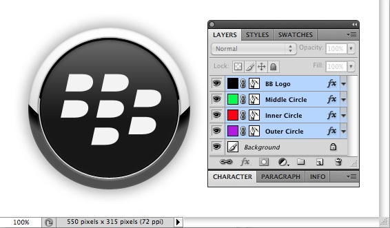 22 BlackBerry AppWorld Logo Abinash Mohanty