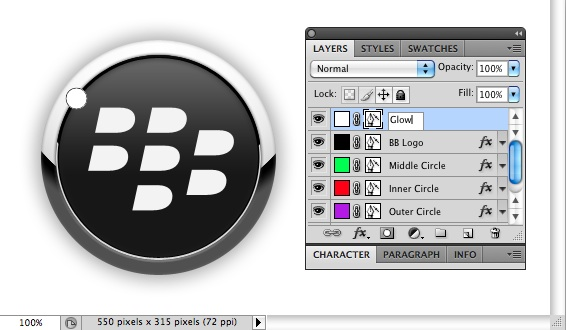 23 BlackBerry AppWorld Logo Abinash Mohanty