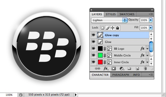 25 BlackBerry AppWorld Logo Abinash Mohanty