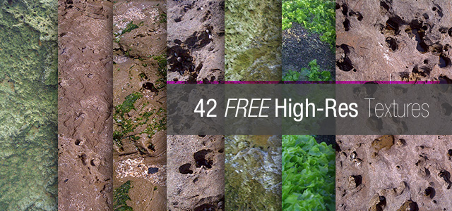 42 FREE High Resolution Textures
