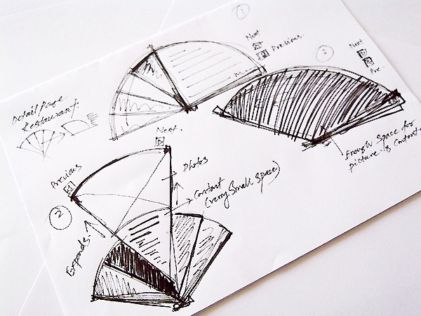 The power of Sketching Print Web Interface Diy