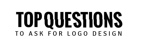 top questions to ask for logo design
