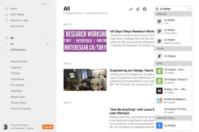 quick-feedly-search